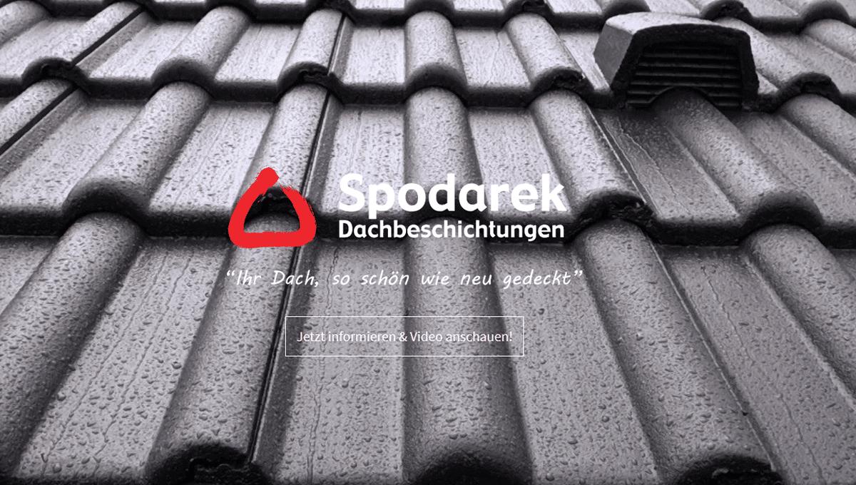 Dachbeschichtung Wallhausen - 🥇 SPODAREK: Dachsanierung, Dachreinigungen, Dachdecker Alternative