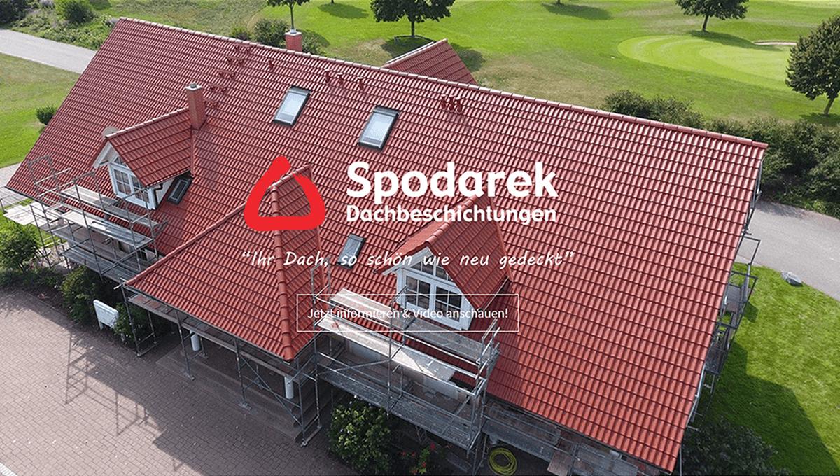 Dachbeschichtungen in Limbach - 🥇 SPODAREK: Dachreinigung, Dachdecker Alternative, Dachsanierungen