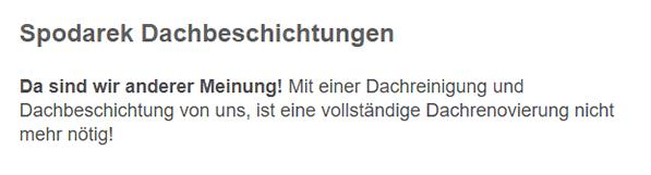 Dachreinigungen für  Waiblingen - Kernstadt, Kernstadt-Süd, Kernstadt-Nord, Bad, Neustadt, Kleinhegnach und Hohenacker, Hirschlauf, Hegnach