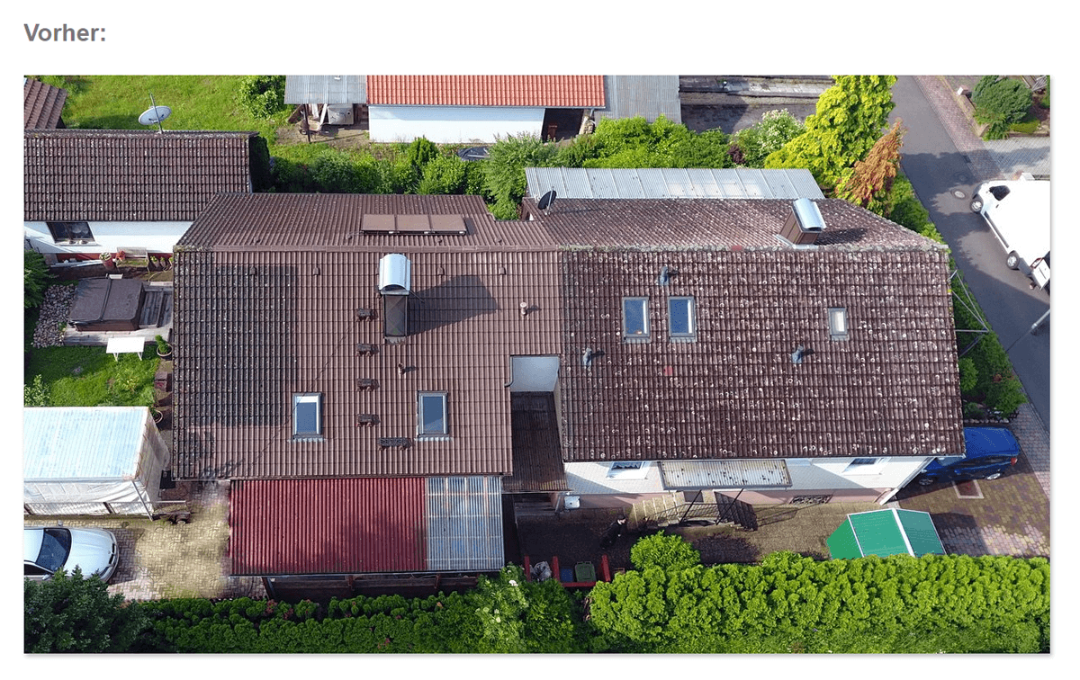 Dachrenovierer, Dachrenovierung aus  Hessen