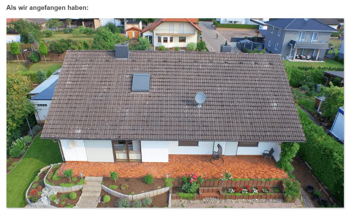 Dachrenovierungen aus 91572 Bechhofen
