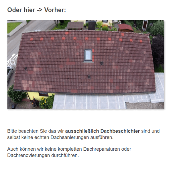 Dachreparaturen in  Köngen